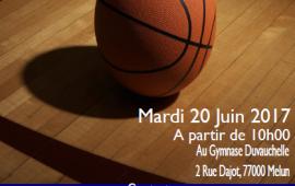Journée Basket Sport Adapté Tour