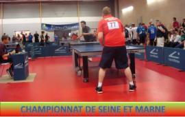 Championnat de Seine-et-Marne de Tennis de Table